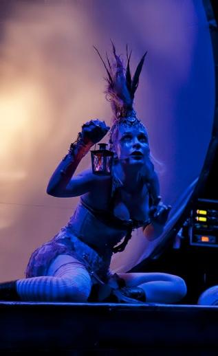 Emilie Autumn en Vivo - Argentina 2012 -
