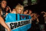 CrashDiet en Argentina