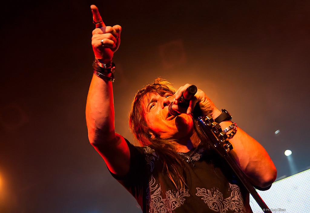 Adrián Barilari en el Roxy Live!
