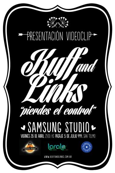 Kuff and Links en Samsung Studio