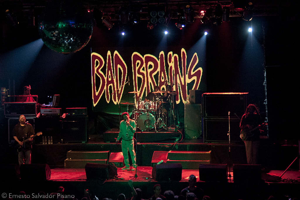 Bad Brains en Argentina!.