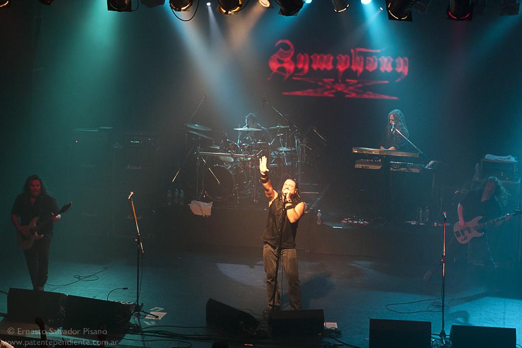 Symphony X en Argentina!.