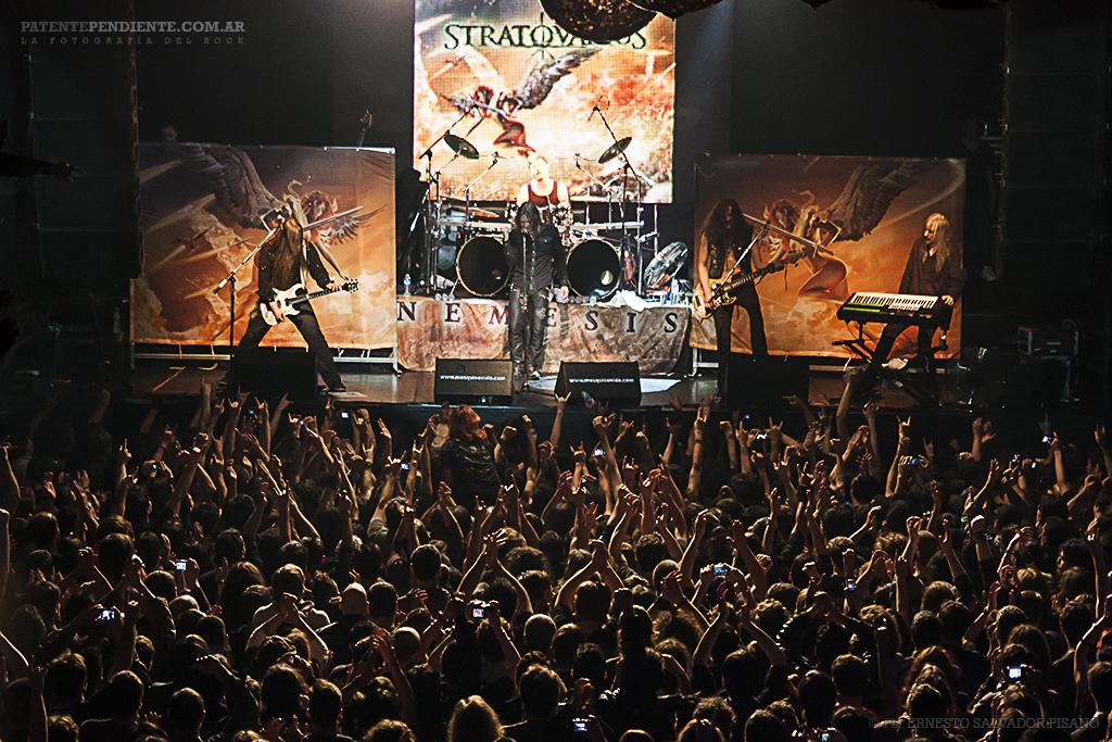 Stratovarius en Argentina!