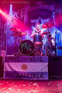 Pierce The Veil en Argentina