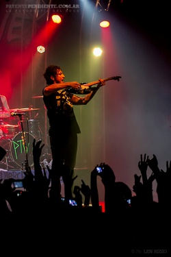 Pierce The Veil en Argentina