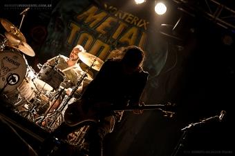 CARAJO en el Metal Para Todos 6