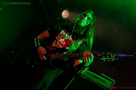 Possessed en el Roxy