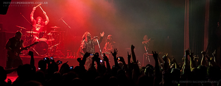 Soulfly en Argentina!