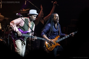Living Colour en el Gran Rex