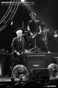 Offspring en Argentina