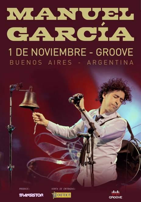 Manuel Garcia en Argentina