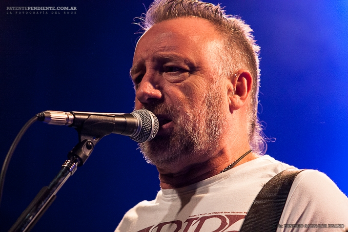 Peter Hook & The Light en el Teatro Vorterix