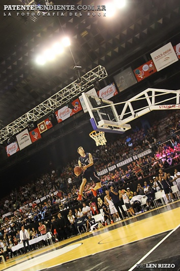 Legends of Basketball Argentina Tour 2014