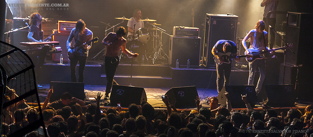 Cage The Elephant en Argentina!