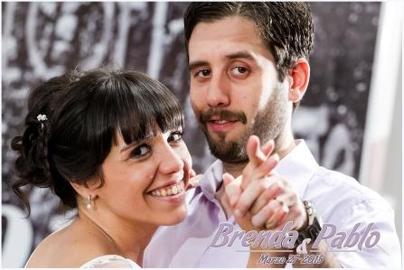 Brenda & Pablo / Civil y Fiesta.