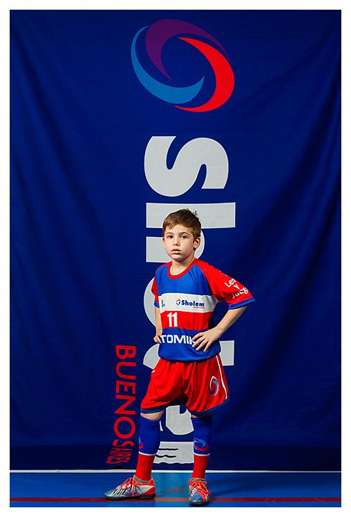 Sholem // Club Deportes